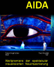 AIDA - The new way - Tickets