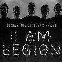 Noisia & Foregin Beggars : I AM LEGION - Vstopnice ©