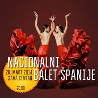 Nacionalni balet Španije - Ulaznice ©National Ballet of Spain