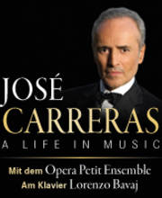 Jose Carreras - Tickets