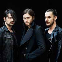 THIRTY SECONDS TO MARS - P - Bilete ©