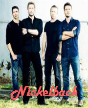 Nickelback - Tickets