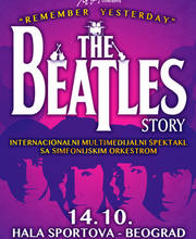 REMEMBER YESTERDAY - The BEATLES Story - Ulaznice - ©