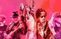 Aerosmith - kiemelt állójegy + utazás