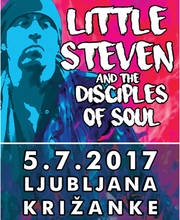 LITTLE STEVEN & DISCIPLES OF SOUL - Vstopnice - ©