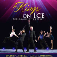 KINGS ON ICE - The Champions Return - Bilete ©