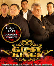 GIPSY KINGS LIVE - Ulaznice - ©