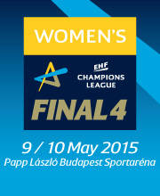 WOMEN'S EHF FINAL4 - Tickets