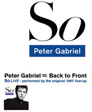 Peter Gabriel - Tickets