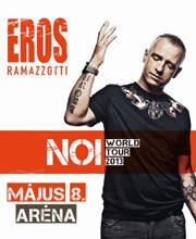 EROS RAMAZZOTTI koncert - Tickets - Eros Ramazzotti