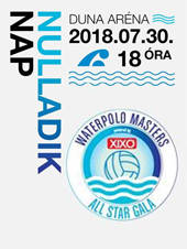 XIXO Waterpolo All Star Gála