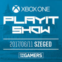 PlayIT Show 2017. - SZEGED - Ulaznice PlayiT Szeged_v1©