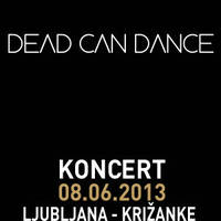 Koncert DEAD CAN DANCE - Vstopnice 