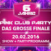 6 JAHRE PINK PARTY -