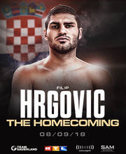 FIGHT NIGHT Zagreb • Filip Hrgović - Tickets
