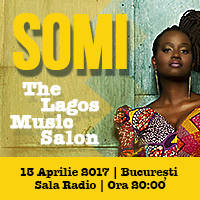 SOMI - The Lagos Music Salon - Bilete ©