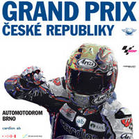GRAND PRIX Czech Republic 2012 - Ulaznice 