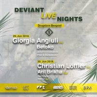 DEVIANT NIGHTS - Ulaznice ©