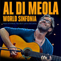 AL DI MEOLA - WORLD SINFONIA - Tickets ©