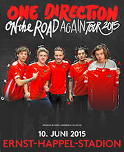 One Direction - Tickets - ©