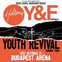 Hillsong YOUNG & FREE! - Vstopnice NextLEvel2017©