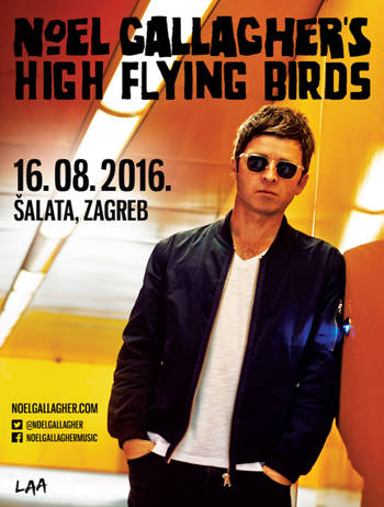Noel Gallagher`s High Flying Birds