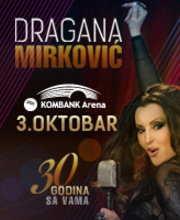 Dragana Mirković - Tickets - ©