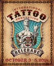 International Tattoo Convention - Ulaznice - ©