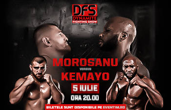 GALA K ONE DFS – DYNAMITE FIGHTING SHOW