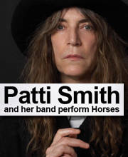 Patti Smith - Tickets