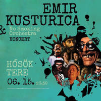Emir Kusturica &The No Smoking Orchestra - Jegyek emir_kusturica©