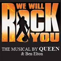 WE WILL ROCK YOU - The Musical by Queen - Ulaznice ©