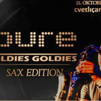 PURE Oldies Goldies - Sax Edition - Vstopnice ©