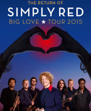 Simply Red - Tickets