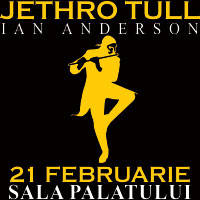 JETHRO TULL performed by Ian Anderson - Bilete ©