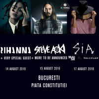 THE EVENT 2016 - RIHANNA, SIA and more - Bilete ©