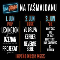 IMPERO MUSIC WEEK - Ulaznice ©