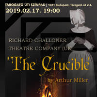 The Crucible' by Arthur Miller - Jegyek amiller