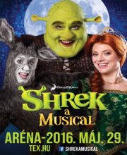 SHREK - A MUSICAL - Tickets