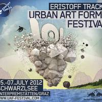 Eristoff Tracks Urban Art Forms 2012 - Karten ©