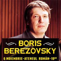 BORIS BEREZOVSKY - Tickets ©