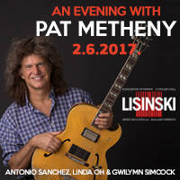 An Evening with Pat Metheny - Ulaznice ©