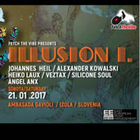 FETCH THE VIBE presents: ILLUSION I - Vstopnice ©