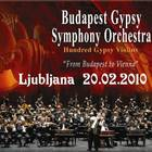 BUDAPEST GYPSY SYMPHONY ORCHESTRA