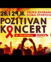 Pozitivan koncert - Ulaznice