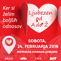 LJUBEZEN OD A DO Ž - Tickets ©