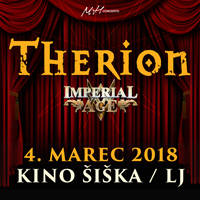 THERION - Vstopnice ©