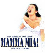 Mamma Mia - Vstupenky