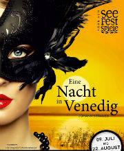 Eine Nacht in Venedig - Tickets
