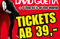 David Guetta First Vienna Open Air - Karten 